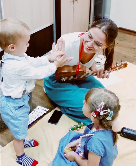 Музыка для детей в АртГранд