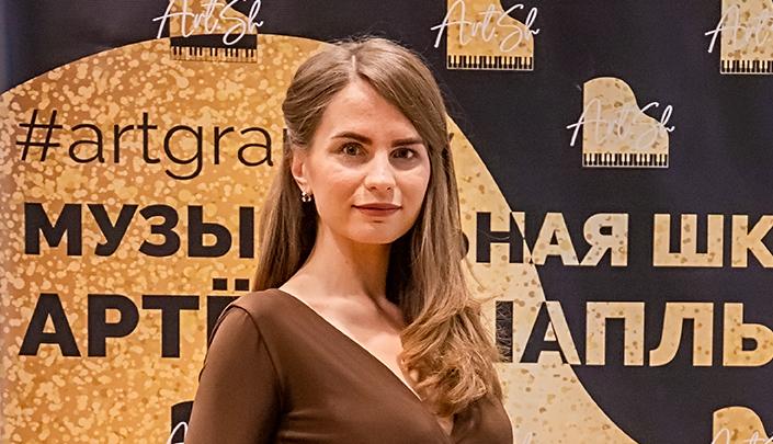 Интервью Марины Шаплыко - Энциклопедия АртГранд